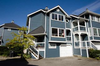 """Photo 1: 2309 RIVERWOOD Way in Vancouver: South Marine Townhouse for sale in """"Southshore"""" (Vancouver East)  : MLS®# R2410470"""