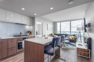 """Photo 1: 2305 680 SEYLYNN Crescent in North Vancouver: Lynnmour Condo for sale in """"Compass"""" : MLS®# R2409180"""