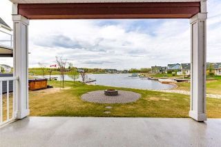 Photo 34: 41 Sunset Harbour: Rural Wetaskiwin County House for sale : MLS®# E4244118