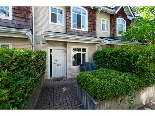 """Photo 2: 8518 LIGHTHOUSE Way in Vancouver: Fraserview VE Townhouse for sale in """"LIGHTHOUSE TERRACE"""" (Vancouver East)  : MLS®# V1021579"""