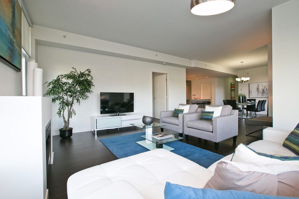 """Photo 5: Photos: 201 6093 IONA Drive in Vancouver: University VW Condo for sale in """"THE COAST"""" (Vancouver West)  : MLS®# V1047371"""