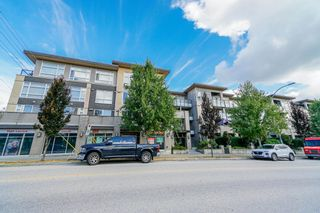 """Photo 1: 415 85 EIGHTH Avenue in New Westminster: GlenBrooke North Condo for sale in """"Eight West"""" : MLS®# R2618084"""