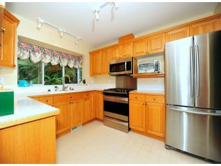 Photo 4: 27 4001 OLD CLAYBURN Road in Abbotsford: Abbotsford East Townhouse for sale : MLS®# F1319230