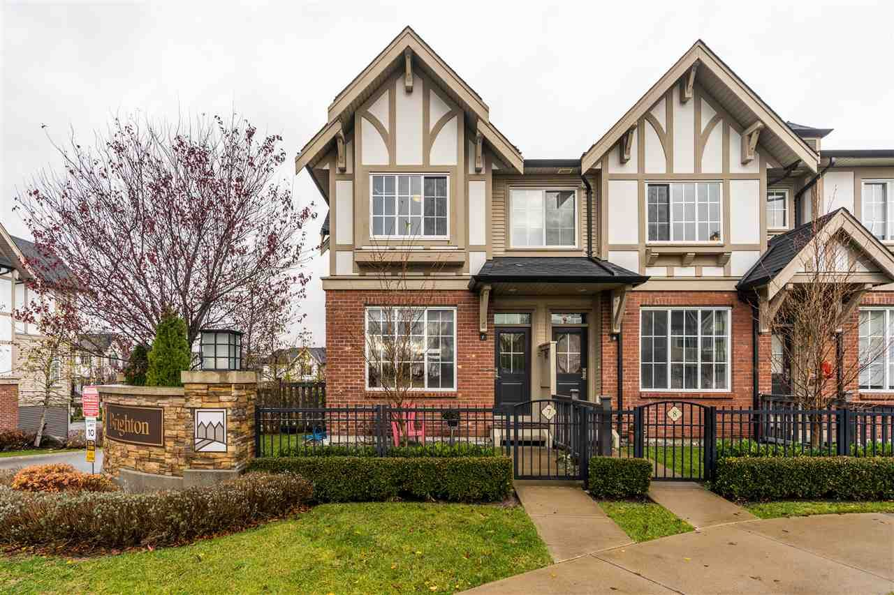 """Main Photo: 7 30989 WESTRIDGE Place in Abbotsford: Abbotsford West Townhouse for sale in """"Brighton"""" : MLS®# R2520326"""