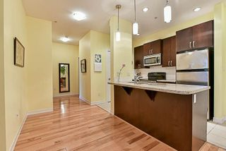 """Photo 3: 416 10237 133 Street in Surrey: Whalley Condo for sale in """"ETHICAL GARDENS"""" (North Surrey)  : MLS®# R2232549"""