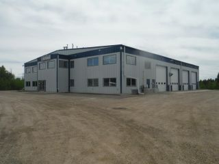 Main Photo: 5 COLLINS Road, in Dawson Creek: Industrial for sale : MLS®# 186806