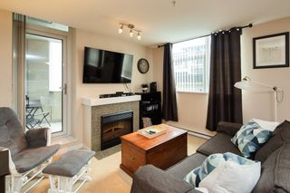 """Photo 9: 301 2225 HOLDOM Avenue in Burnaby: Central BN Condo for sale in """"LEGACY TOWERS"""" (Burnaby North)  : MLS®# R2329994"""