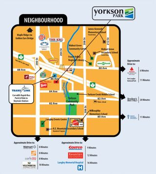 """Photo 4: 412 20325 85 Avenue in Langley: Willoughby Heights Condo for sale in """"Yorkson Park Central"""" : MLS®# R2555574"""