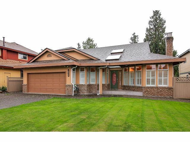 Main Photo: 10526 ARBUTUS Wynd in Surrey: Fraser Heights House for sale (North Surrey)  : MLS®# F1425311