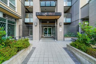 """Photo 22: 415 85 EIGHTH Avenue in New Westminster: GlenBrooke North Condo for sale in """"Eight West"""" : MLS®# R2618084"""