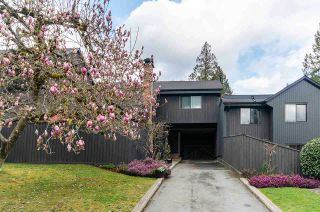 "Main Photo: 112 4001 MT SEYMOUR Parkway in North Vancouver: Dollarton Townhouse for sale in ""The Maples"" : MLS®# R2563210"
