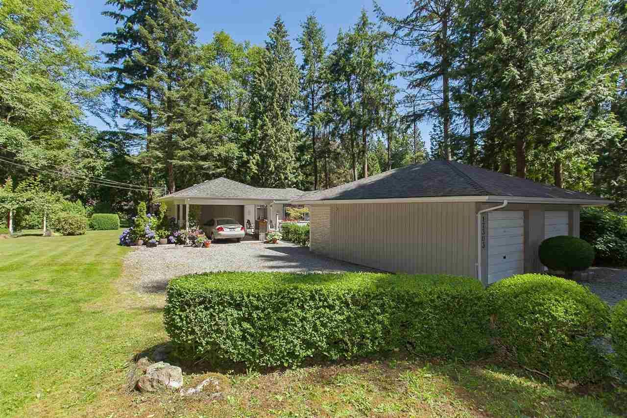 """Main Photo: 17303 23 Avenue in Surrey: Pacific Douglas House for sale in """"Grandview Heights NCP 5"""" (South Surrey White Rock)  : MLS®# R2573273"""