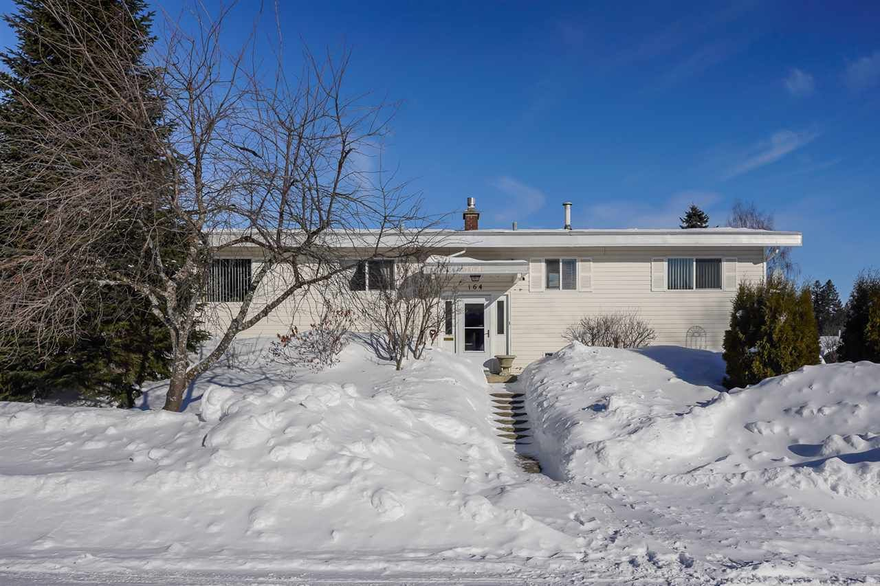 Main Photo: 164 THACKER CRESCENT in : Heritage House for sale : MLS®# R2241165