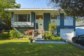 Photo 1: 15815 THRIFT Avenue: White Rock House for sale (South Surrey White Rock)  : MLS®# R2480910