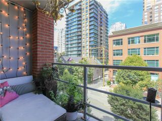 Photo 14: # 407 1133 HOMER ST in Vancouver: Yaletown Condo for sale (Vancouver West)  : MLS®# V1135547
