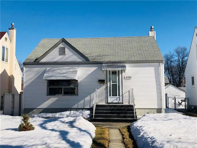 FEATURED LISTING: 325 Rupertsland Avenue Winnipeg