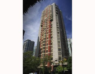 """Photo 1: 2803 867 HAMILTON Street in Vancouver: Downtown VW Condo for sale in """"JARDINE'S LOOKOUT"""" (Vancouver West)  : MLS®# V782664"""