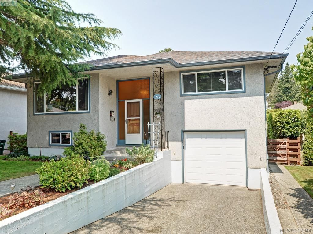 Main Photo: 1290 Camrose Cres in VICTORIA: SE Cedar Hill House for sale (Saanich East)  : MLS®# 794232