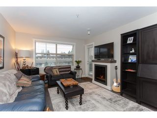 """Photo 4: 202 19936 56 Avenue in Langley: Langley City Condo for sale in """"BEARING POINTE"""" : MLS®# R2240895"""