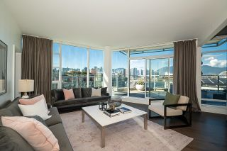 """Photo 1: 1103 88 W 1ST Avenue in Vancouver: False Creek Condo for sale in """"THE ONE"""" (Vancouver West)  : MLS®# R2624687"""