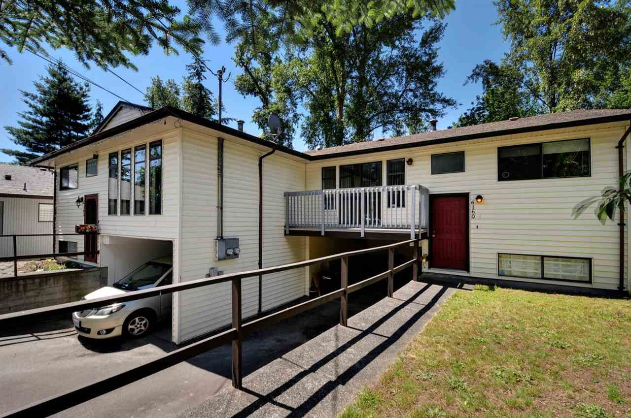 Main Photo: 6160-6162 MARINE DRIVE in Burnaby: Big Bend Multifamily for sale (Burnaby South)  : MLS®# R2156195