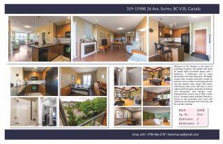 """Photo 26: 319 15988 26 Avenue in Surrey: Grandview Surrey Condo for sale in """"THE MORGAN"""" (South Surrey White Rock)  : MLS®# R2587036"""