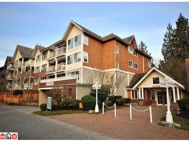 Main Photo: 107 9688 148TH STREET in : Guildford Condo for sale : MLS®# F1103326