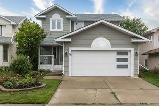 Photo 1: 71 DEER RIDGE Drive: St. Albert House for sale : MLS®# E4261466