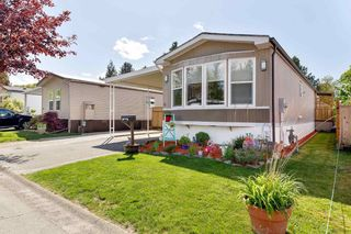 """Photo 3: 76 145 KING EDWARD Street in Coquitlam: Maillardville Manufactured Home for sale in """"MILL CREEK VILLAGE"""" : MLS®# R2574767"""