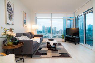 Photo 3: 1701 6098 STATION STREET in Burnaby: Metrotown Condo for sale (Burnaby South)  : MLS®# R2529773