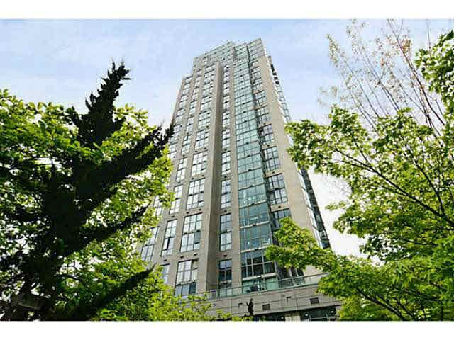 """Main Photo: 606 1188 HOWE Street in Vancouver: Downtown VW Condo for sale in """"1188 HOWE"""" (Vancouver West)  : MLS®# V1081871"""