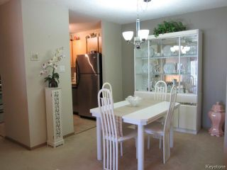 Photo 4: 90 Plaza Drive in WINNIPEG: Fort Garry / Whyte Ridge / St Norbert Condominium for sale (South Winnipeg)  : MLS®# 1509632