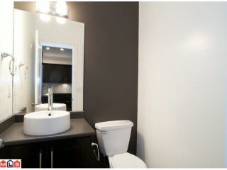 """Photo 7: 14 15192 62A Avenue in Surrey: Sullivan Station Townhouse for sale in """"ST. JAMES GATE"""" : MLS®# F1104157"""
