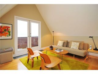 """Photo 8: 1865 E 7TH Avenue in Vancouver: Grandview VE 1/2 Duplex for sale in """"""""THE DRIVE"""""""" (Vancouver East)  : MLS®# V863836"""