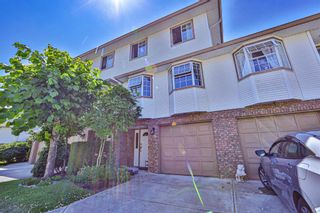 """Main Photo: 15 10045 154 Street in Surrey: Guildford Townhouse for sale in """"THE HEATHERTON"""" (North Surrey)  : MLS®# R2598271"""