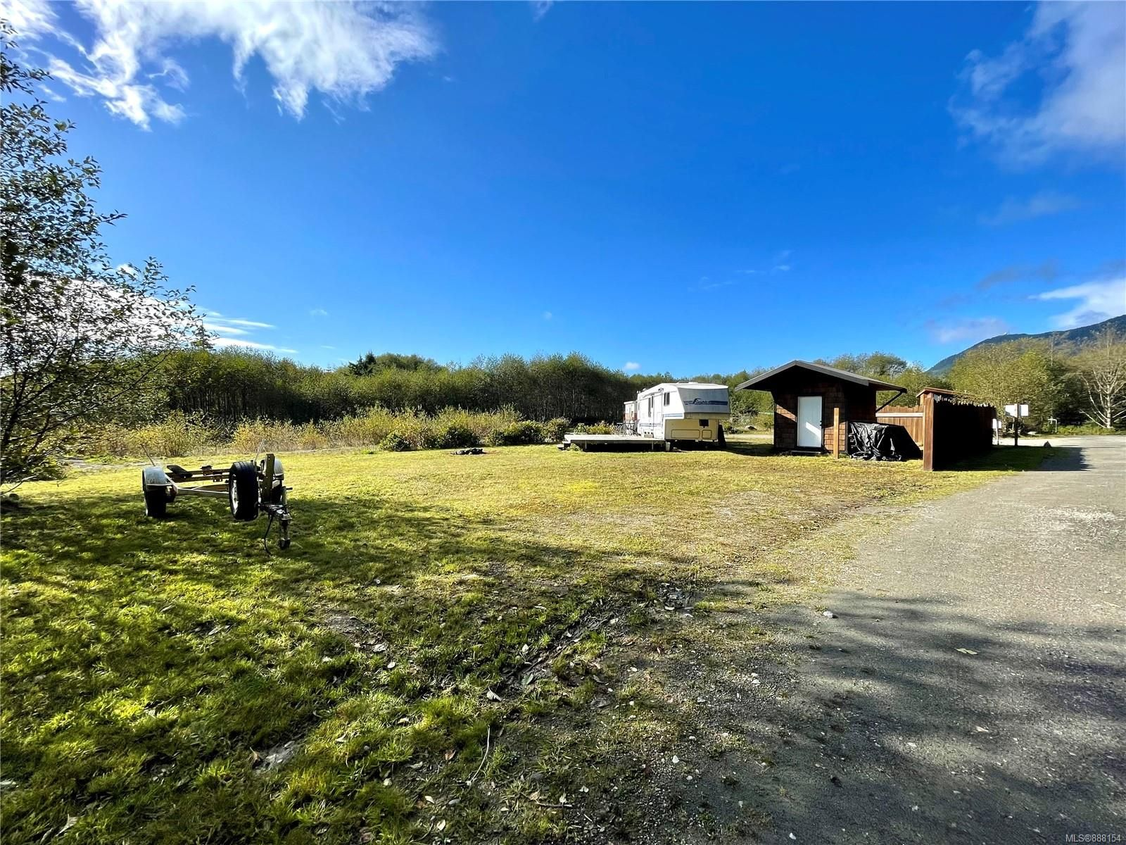 Main Photo: 1190 Third Ave in : PA Ucluelet Land for sale (Port Alberni)  : MLS®# 888154