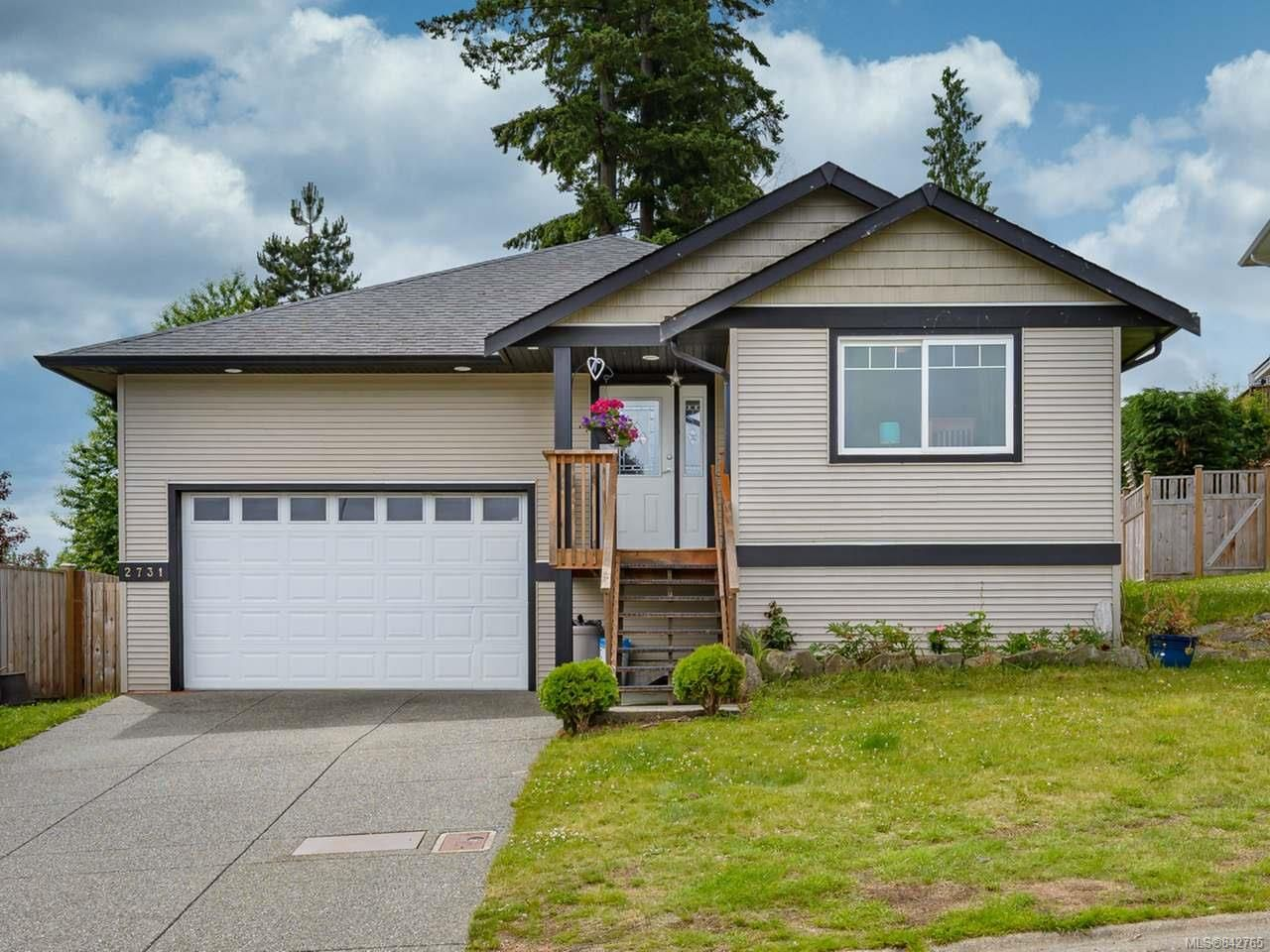Main Photo: 2731 Rydal Ave in CUMBERLAND: CV Cumberland House for sale (Comox Valley)  : MLS®# 842765