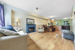 """Photo 2: 8 4055 PENDER Street in Burnaby: Willingdon Heights Townhouse for sale in """"Redbrick"""" (Burnaby North)  : MLS®# R2619973"""