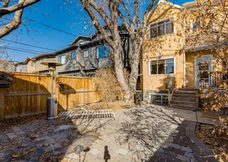 Photo 38: 2217 2 Avenue NW in Calgary: West Hillhurst Semi Detached for sale : MLS®# A1082810