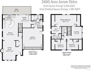 Photo 12: 2460 Avro Arrow Dr in : CV Comox (Town of) House for sale (Comox Valley)  : MLS®# 854271