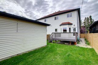 Photo 31: 14422 104 Avenue in Edmonton: Zone 21 House Half Duplex for sale : MLS®# E4261821