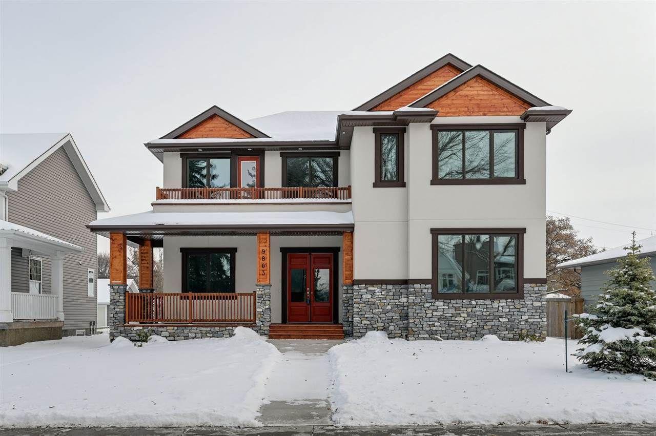Main Photo:  in Edmonton: Zone 10 House for sale : MLS®# E4204023