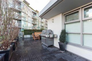 """Photo 9: 1075 EXPO Boulevard in Vancouver: Yaletown Townhouse for sale in """"MARINA POINTE"""" (Vancouver West)  : MLS®# R2253361"""