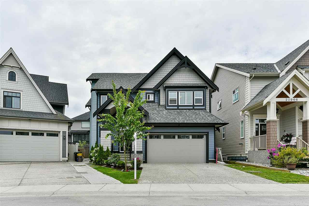 Main Photo: 20972 80B AVENUE in : Willoughby Heights House for sale : MLS®# R2287923
