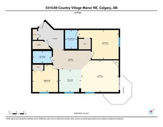 Photo 10: 5314 69 COUNTRY VILLAGE Manor NE in Calgary: Country Hills Village Apartment for sale : MLS®# A1067005