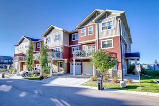 Main Photo: 208 Skyview Ranch Grove NE in Calgary: Skyview Ranch Row/Townhouse for sale : MLS®# A1151086