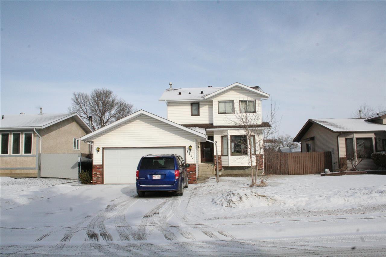 Main Photo: 8222 93 Avenue: Fort Saskatchewan House for sale : MLS®# E4232040