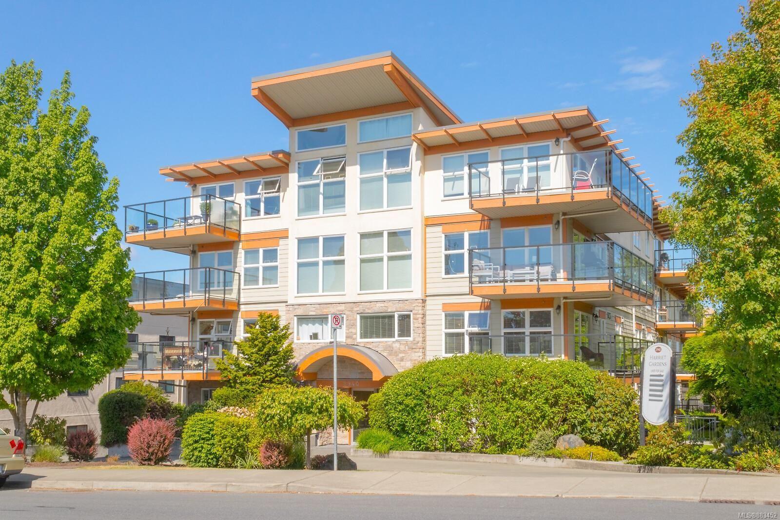 Main Photo: 203 2940 Harriet Rd in Saanich: SW Gorge Condo for sale (Saanich West)  : MLS®# 883452