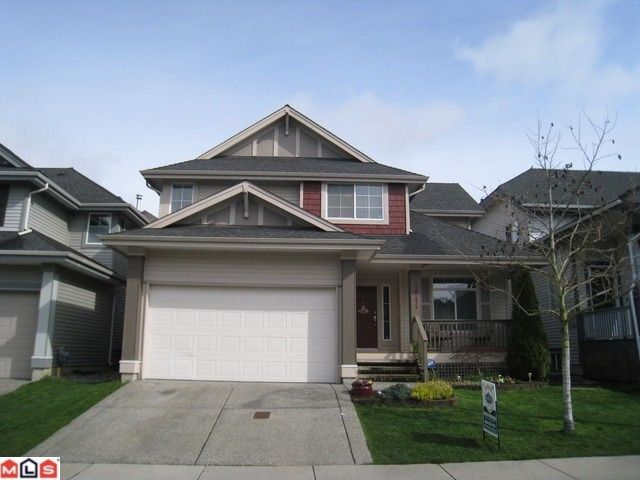 """Main Photo: 20171 69TH Avenue in Langley: Willoughby Heights House for sale in """"JEFFRIES BROOK"""" : MLS®# F1109880"""