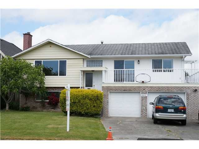 Main Photo: 5531 CLEARWATER DR in Richmond: Lackner House for sale : MLS®# V1070601